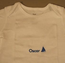 Oscar onesies