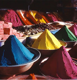colors in India
