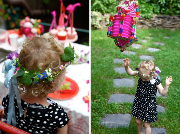 Floral Crown DIY | Oh Happy Day!