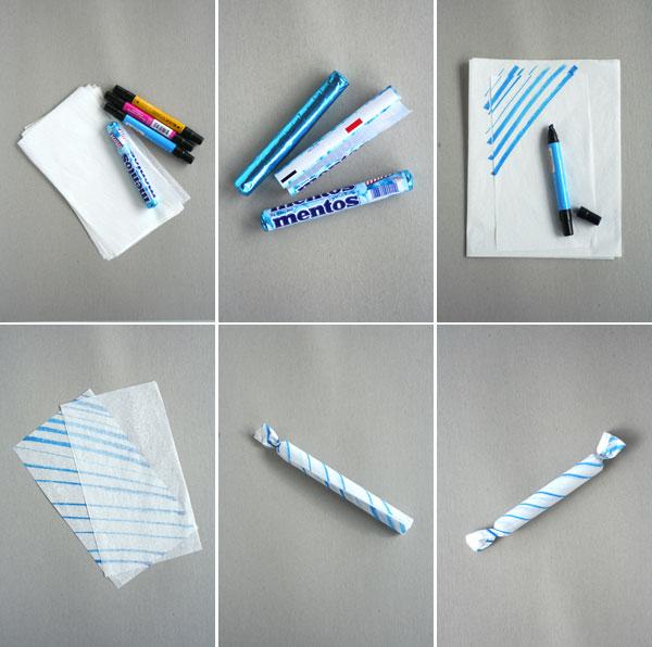 Лёгкие подарки из бумаги своими руками