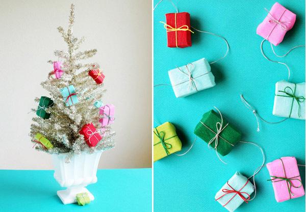 Как сделать подарки дома для нового года