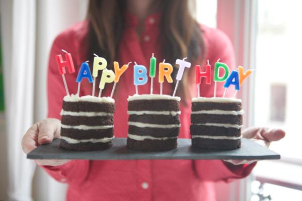 Mini Cakes DIY