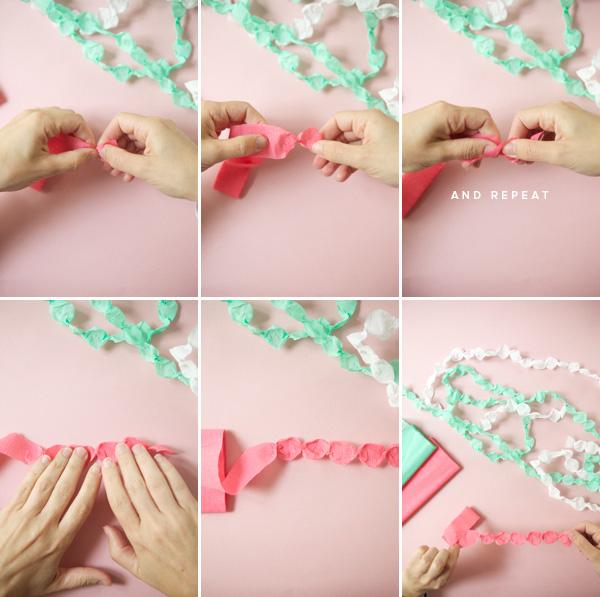 Как украсить комнату своими руками для девочки подростка из бумаги фото