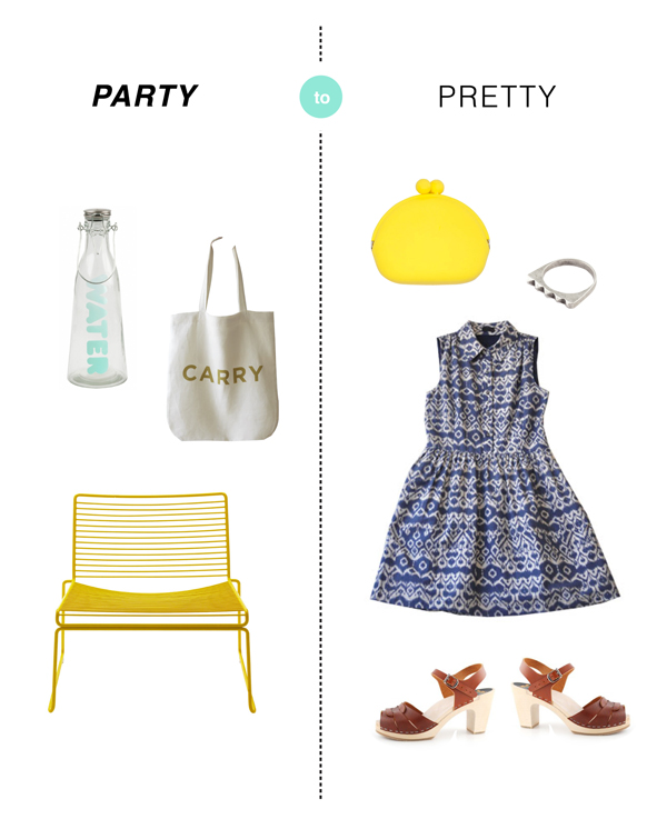 Party to Pretty - Farmers Market | Oh Happy Day!