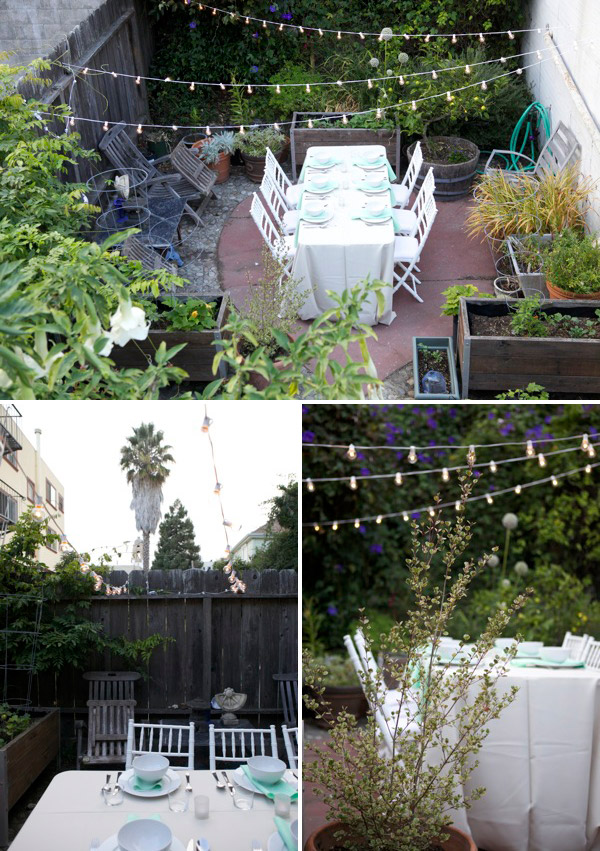 Awesome Winter Garden Party Ideas Part - 12: Oh Happy Day!