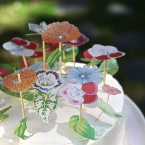 Search results paper flowers toothpick vellum flower cake diy mightylinksfo