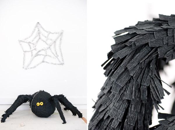 Spider Pinata DIY