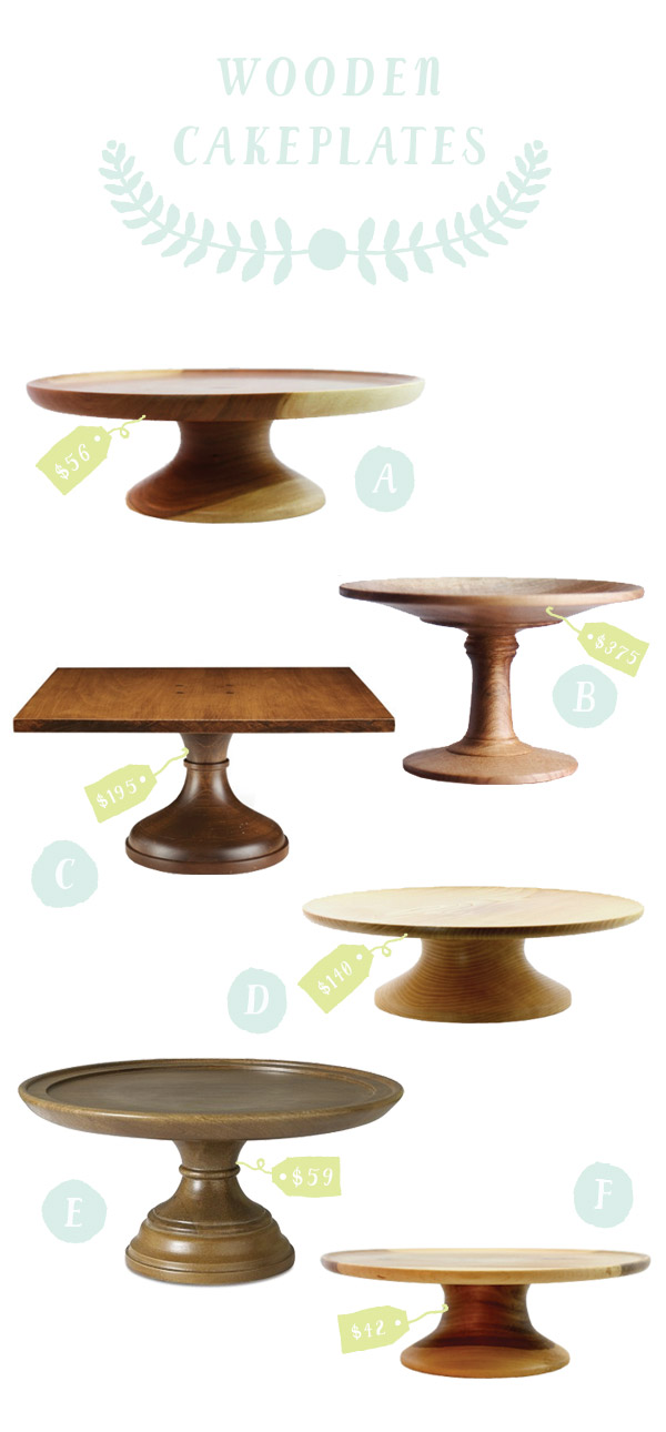 A. Cherry Cake Stand ...  sc 1 st  Oh Happy Day! & woodencakeplates.jpg