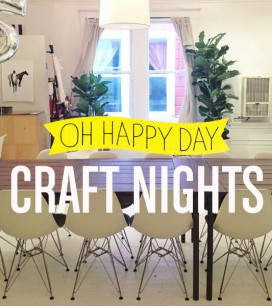 craft-nights-oh-happy-day