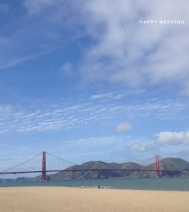 GG BRIDGE | OH HAPPY DAY