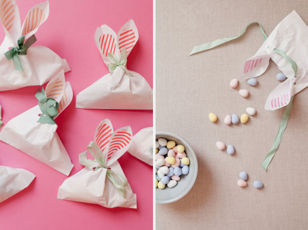 Bunny ear bags diy materials negle Image collections