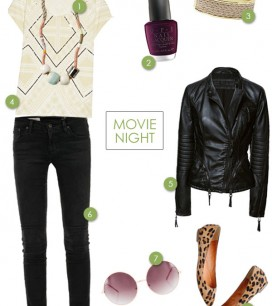 Clothes to Party In (Movie Night) | Oh Happy Day!