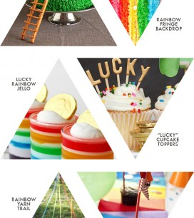 Last Minute St. Paddy's Day Ideas | Oh Happy Day!