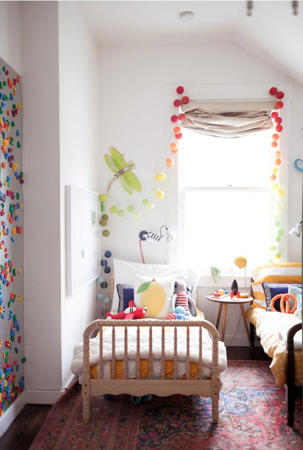 Our 7 Sq Ft Apartment: The Kids Room
