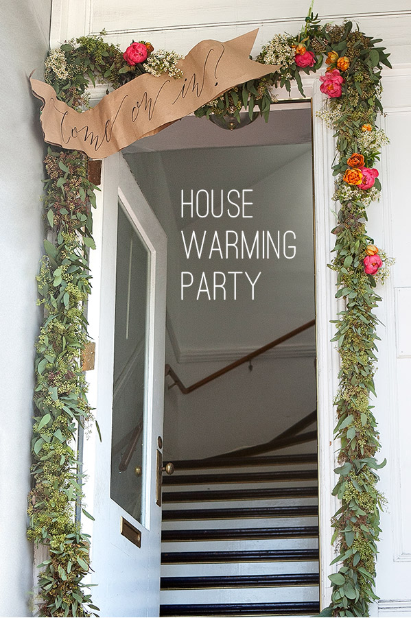 Our housewarming party contest for What to bring to a house warming party
