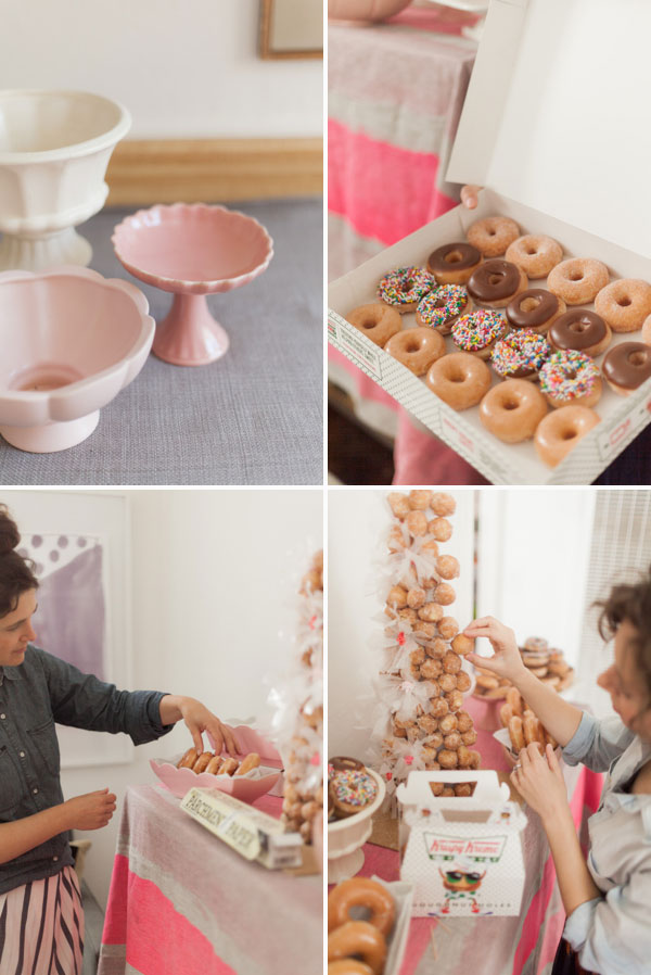 How To Throw A Fancy Donut Party