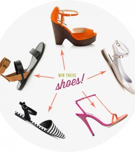 ShoeMint Giveaway | Oh Happy Day!