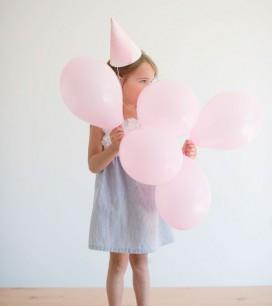 Watercolor Party Hats DIY | Oh Happy Day!