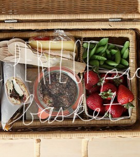 The Perfect Picnic Basket - Oh Happy Day - Target #SummerUp