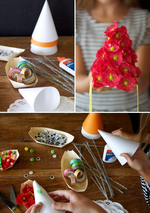 Party Hat Station | Oh Happy Day!