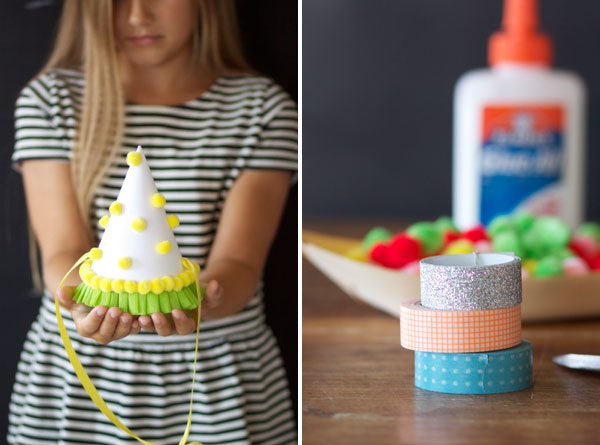 Party Hat Station DIY | Oh Happy Day