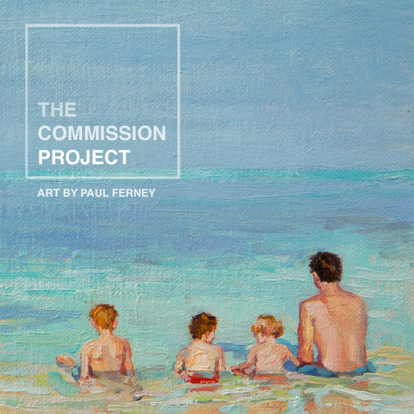 The Commission Project - Paul Ferney | Oh Happy Day!