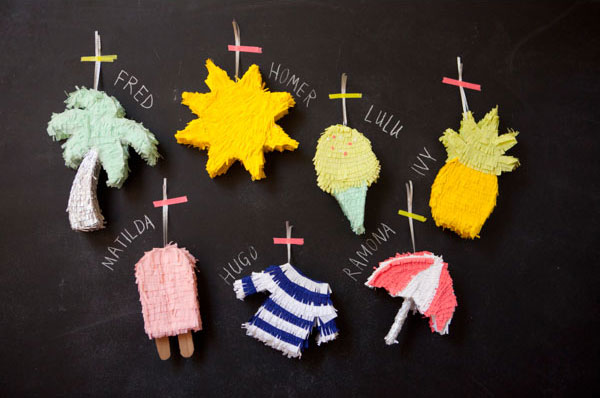 Mini FAvor Pinatas