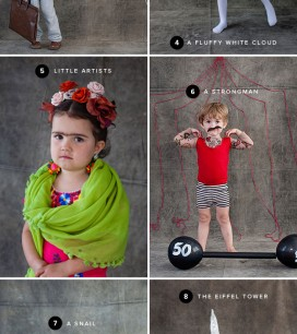 Kids' Halloween Costume Ideas | Oh Happy Day!