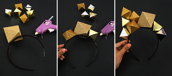 Paper Gemstone Crown | Oh Happy Day!