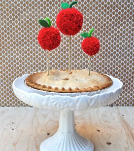 Apple Pie Topper | Oh Happy Day!