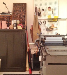 Letterpress Classes