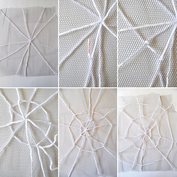 Yarn Spiderweb | Oh Happy Day!