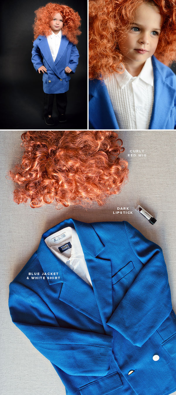 Fashion Icons Halloween Costumes: Grace Coddington | Oh Happy Day!