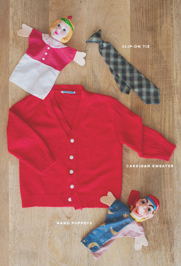 Homemade Halloween Mr. Rogers Costume | Oh Happy Day!