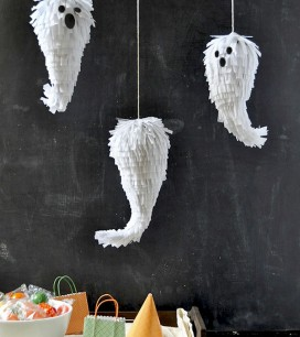 Ghost Piñata | Oh Happy Day!