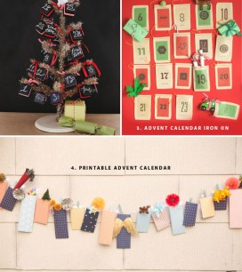 Advent Calendar Ideas | Oh Happy Day!