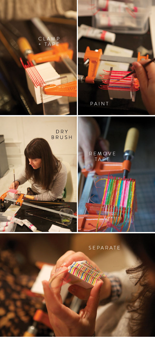 How to Edge Paint |Oh Happy Day