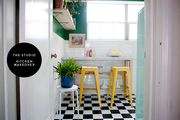 Oh Happy Day | Kitchen Makeover