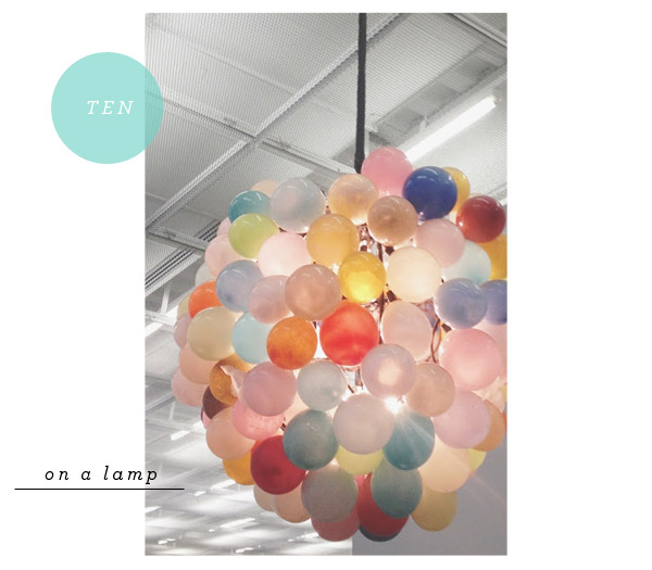 Favorite Party Pins: Balloons | Oh Happy Day!