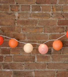Papier-mâché Lit Garland | Oh Happy Day!