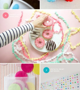 Polka Dot Party Ideas | Oh Happy Day!
