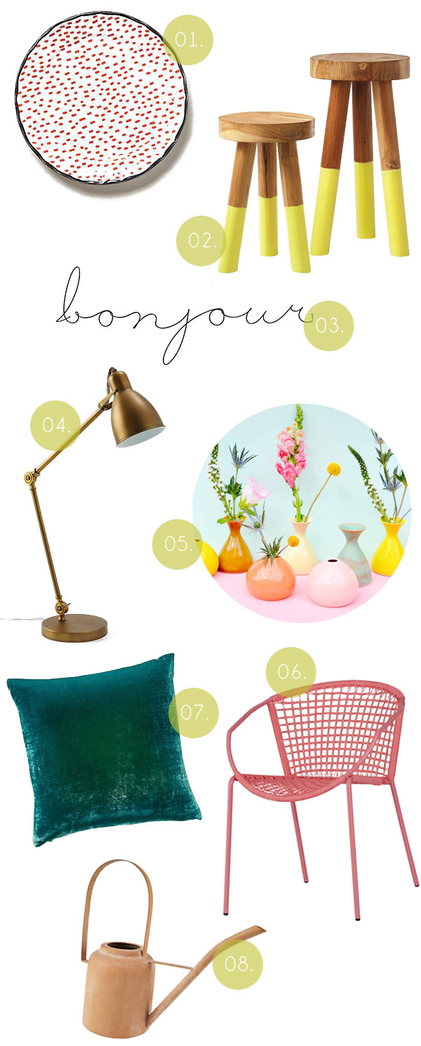 Spring Home Shopping | Oh Happy Day!