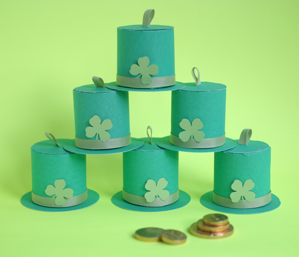 Leprechaun Hat Favors | Oh Happy Day!