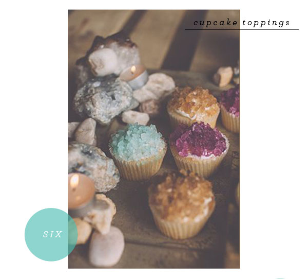 Favorite Party Pins: Gems | Oh Happy Day!