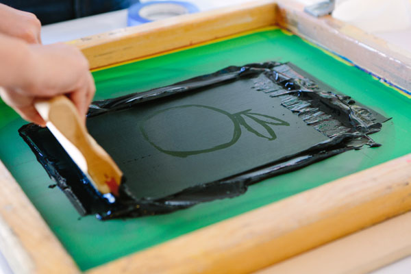 Screenprinting Craft Event | Oh Happy Day!