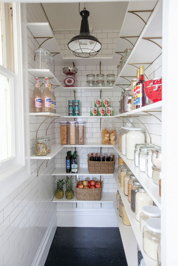 Pantry Organization- favorite Pinterest pins
