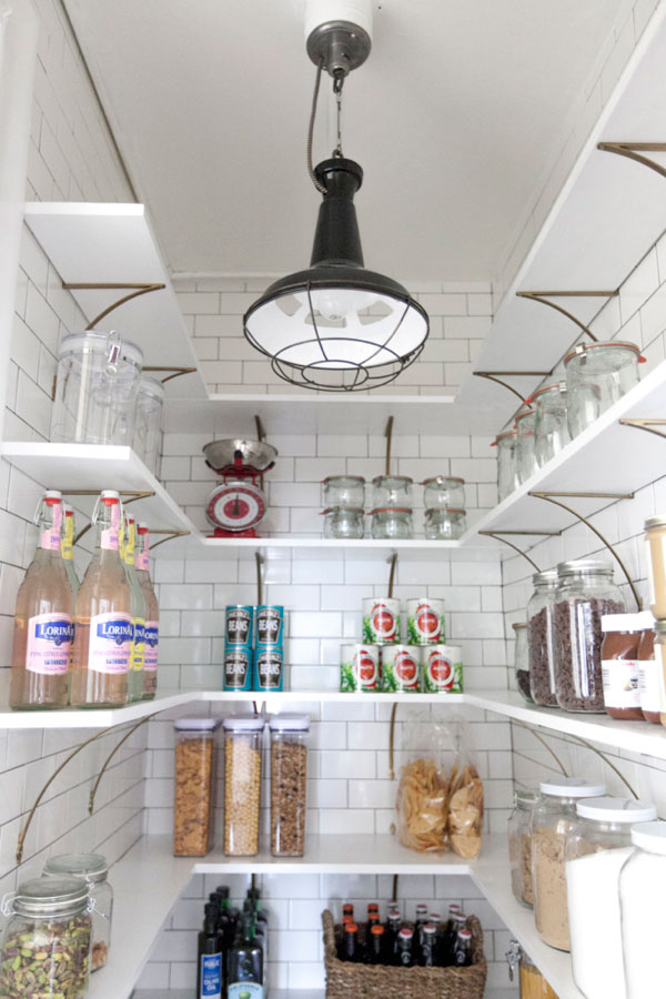 Pantry Renovation | Oh Happy Day