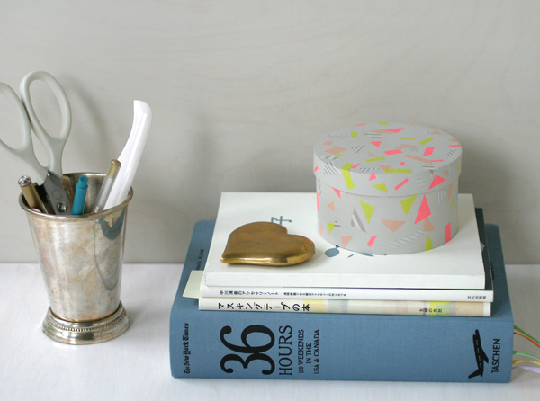 Washi Tape Box DIY | Oh Happy Day!