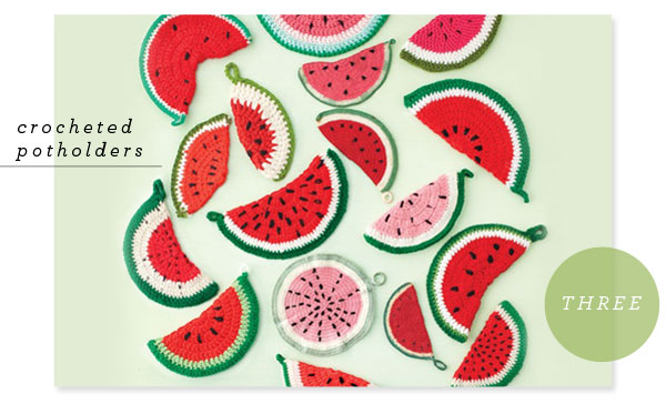 Favorite Party Pins: Watermelons