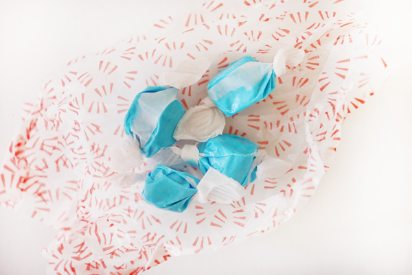 Printable Tracing Paper Candy Wraps | Oh Happy Day!